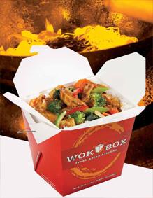 Wokbox Vegetarisch